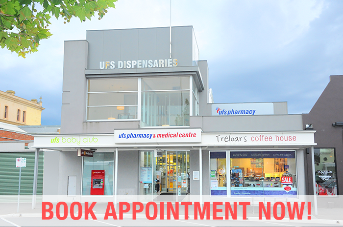 Book a Doctor's Appointment in Bridge Mall Ballarat